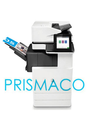 Printer HP Color LaserJet Managed MFP E87640_Prismaco
