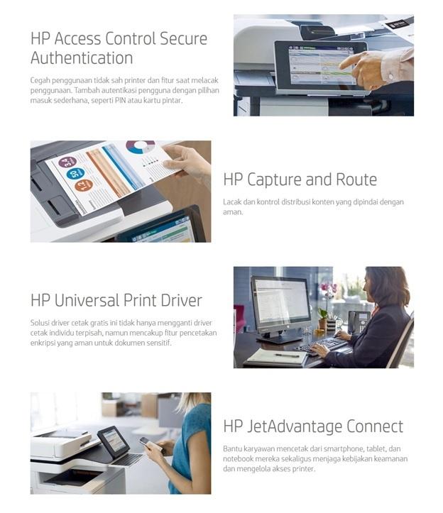 Fitur Utama Printer HP